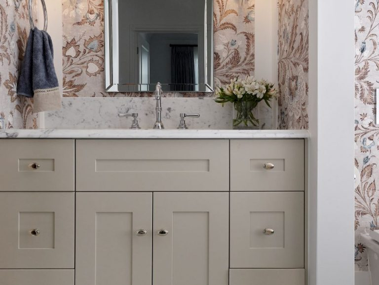 Designer bathoroom The Navy House project with HighGate House