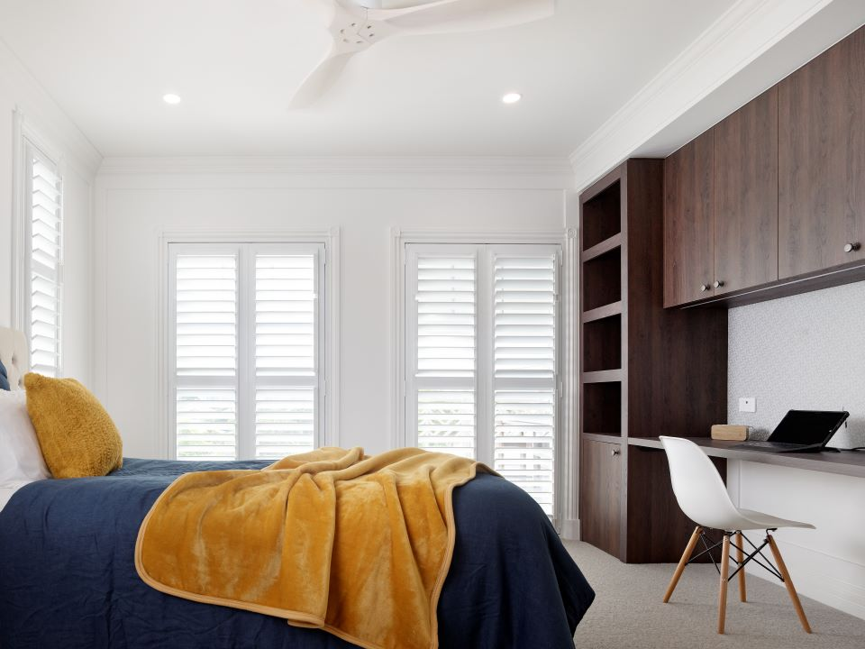 Bedroom study Sackville Street