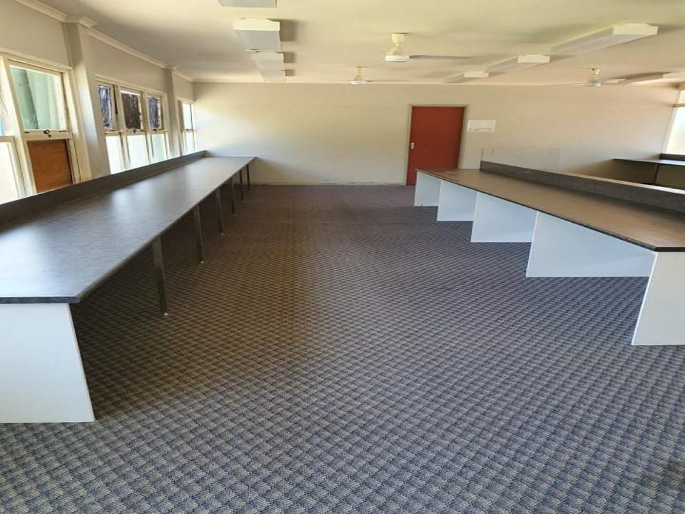 commercial renovation by Hassum & Levitt Cabinet Makers