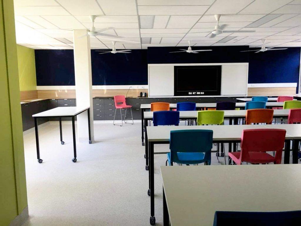 SCHOOL RENOVATION